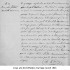 Pierre Jules Depocas dit Joanis & Domithilde Maisonneuve marriage record 1861